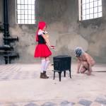Rotkäppchen und der unglücklich verliebte Wolf (7)