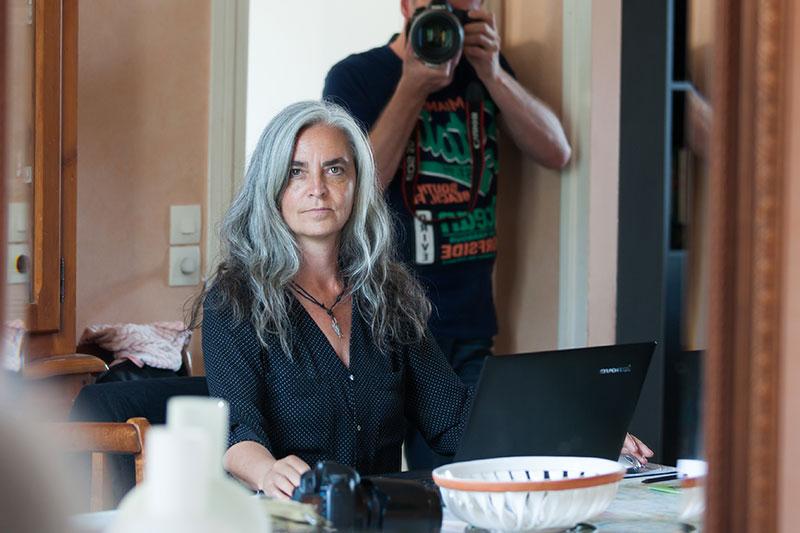 Portrait Yvonne Salzmann