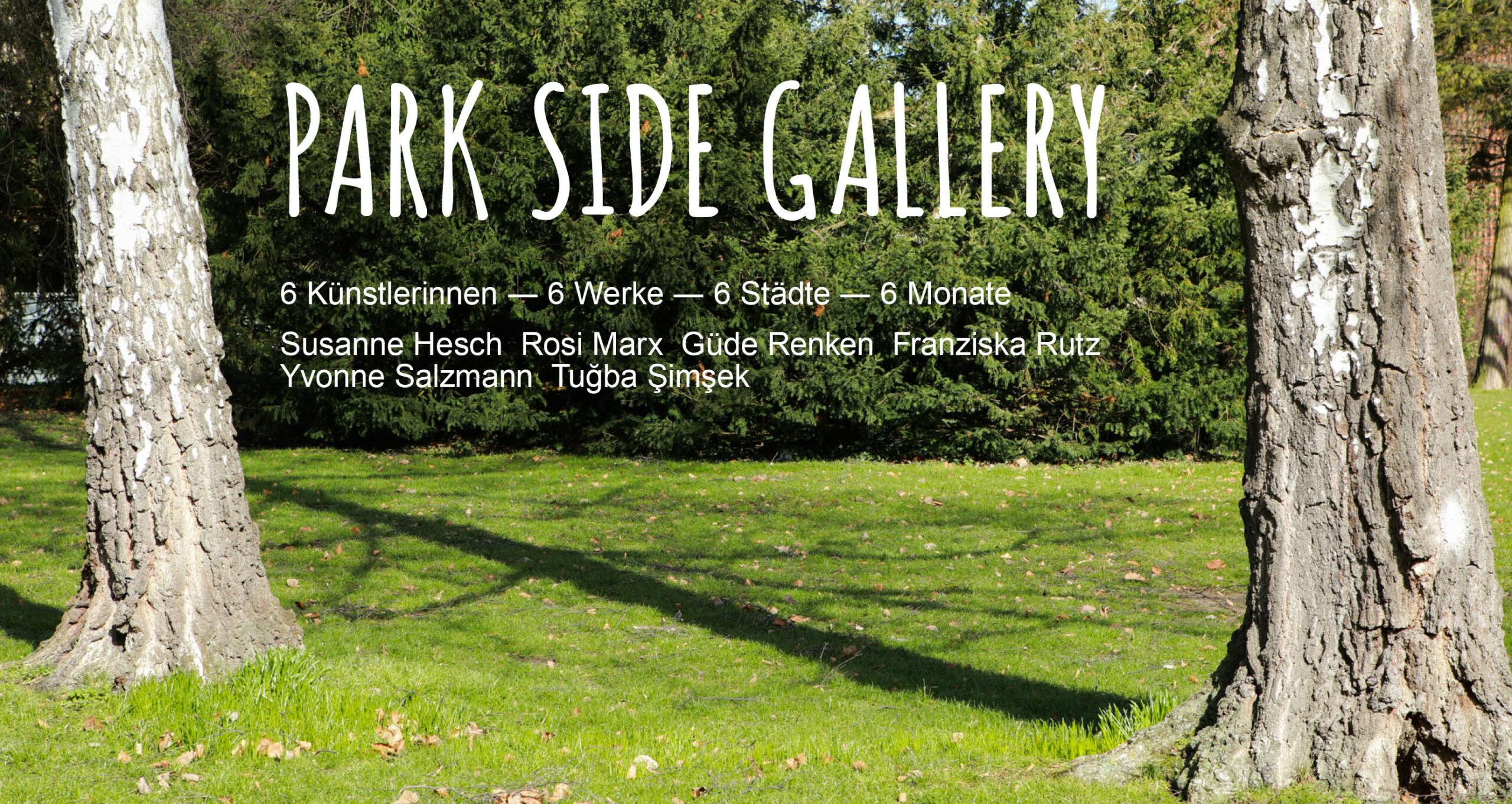 Park Side Gallery Karte